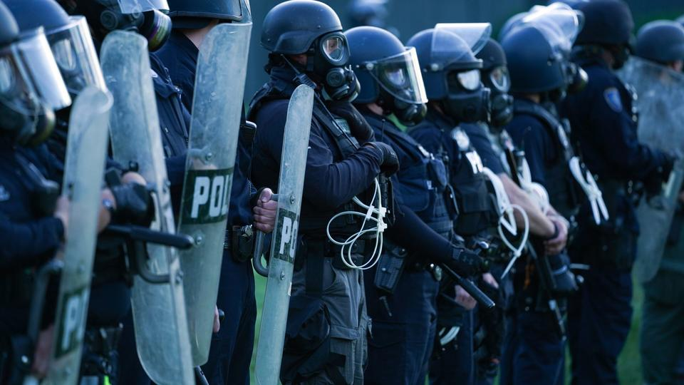 Picture for More police presence won't save communities. Defunding police will.