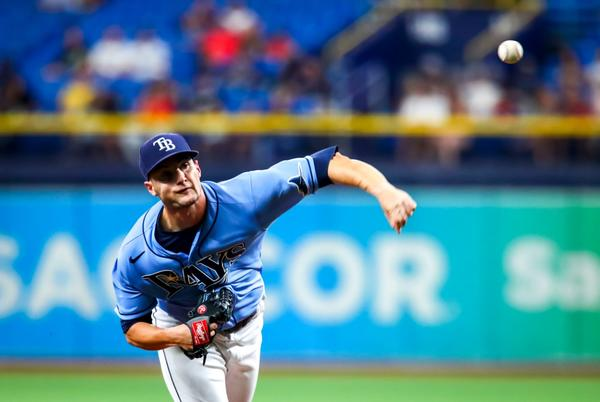 Picture for Game 150: Detroit Tigers 2 Rays 0 — Postgame News and Notes
