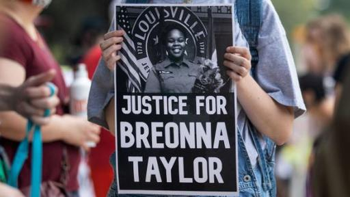 Newly Released Body Camera Footage Reportedly Shows Moments After Breonna Taylor Shooting News Break