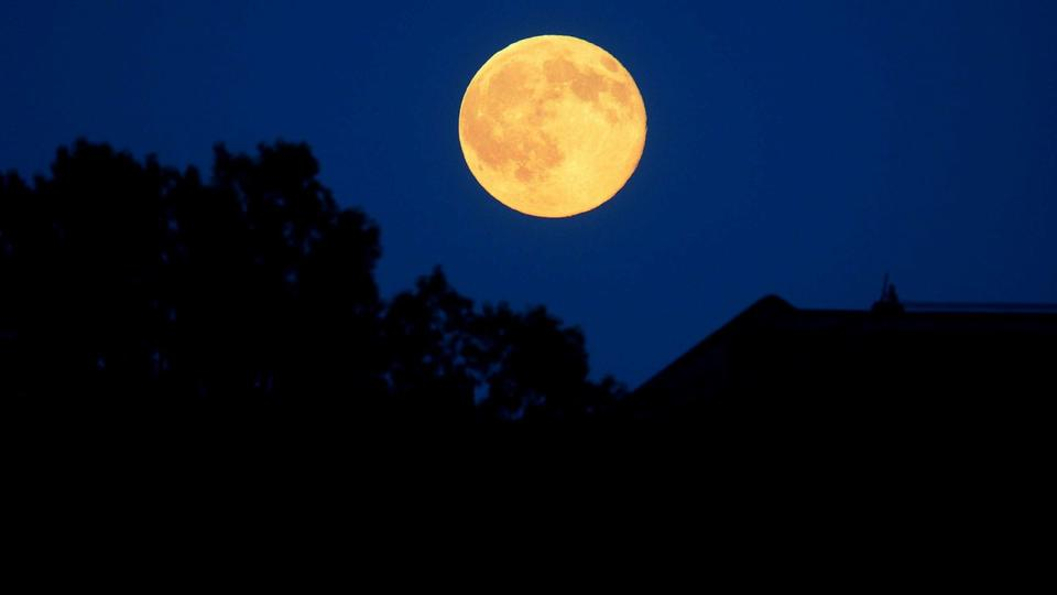 Picture for How to watch tonight's 'Strawberry Moon,' the last supermoon of 2021