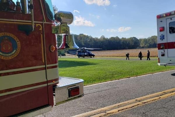 Picture for Two Being Flown Out Following Motorcycle Crash In Leonardtown