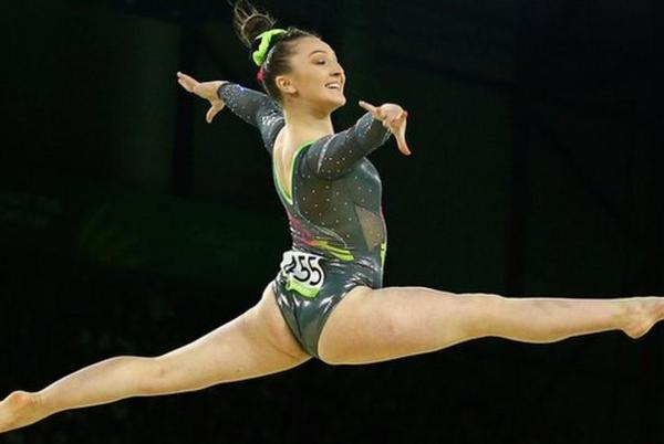 Picture for Emily Thomas: Welsh artistic gymnast retires at the age of 20