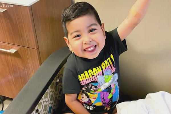 Picture for Lytle community rallies around 4-year-old in need of transplant