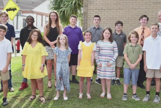 Picture for 17 students in Jackson County schools receive perfect FSA scores
