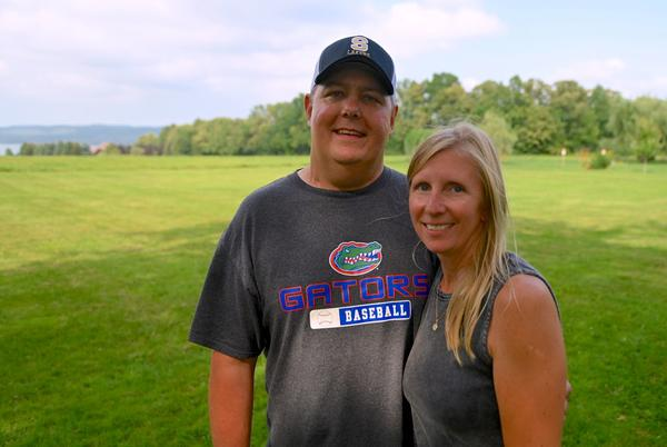 Picture for After Covid destroyed his lungs, Skaneateles man can breathe again: 'He's several miracles'
