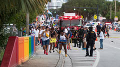 Cover for Fort Lauderdale Mayor Regrets Calling Wilton Manors Pride Parade Crash a 'Terrorist Attack'