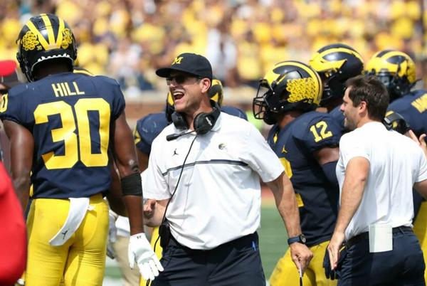 Picture for Michigan Football: A new candidate to be Wolverines next commitment?