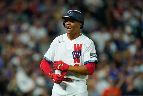 Picture for Why Juan Soto, a son of the Dominican Republic, gave back to his home country's Olympians