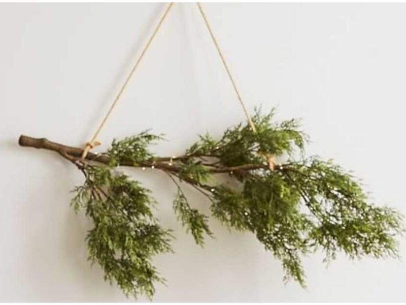 Pottery Barn Sold A 4 Literal Tree Branch As A Cyber Monday Deal   News Break