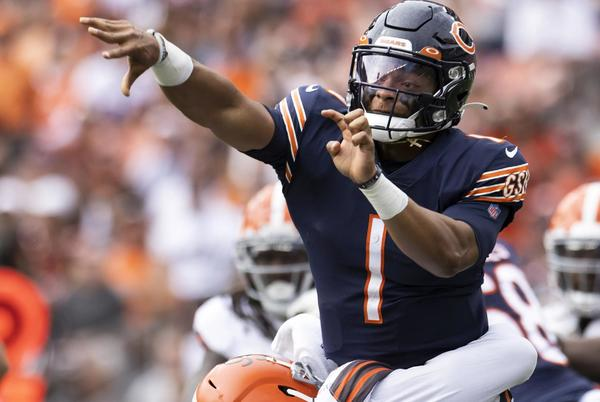 Picture for Bears vs Browns: Takeaways from the snap counts, stats, and more
