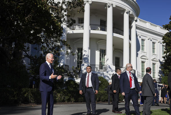 Picture for White House rejects more Trump claims of executive privilege