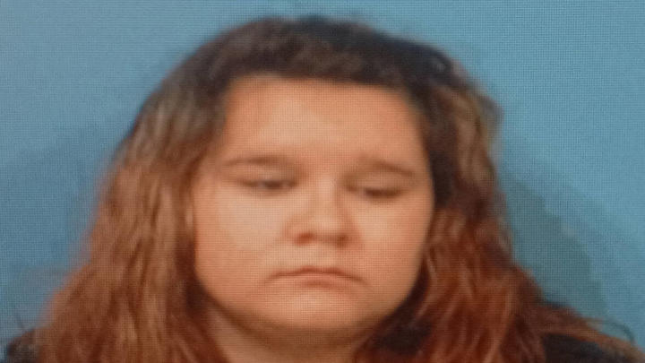 Cover for Local woman suspected of grand larceny, burglary
