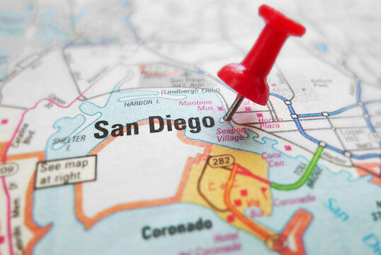 Picture for See Exactly Where San Diego Earthquake Fault Lines Are On Newly Revised Map