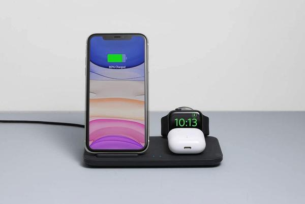 Picture for Anker PowerWave 3 in 1 Qi-Certified Charging Stand Available At Discounted Price Today!