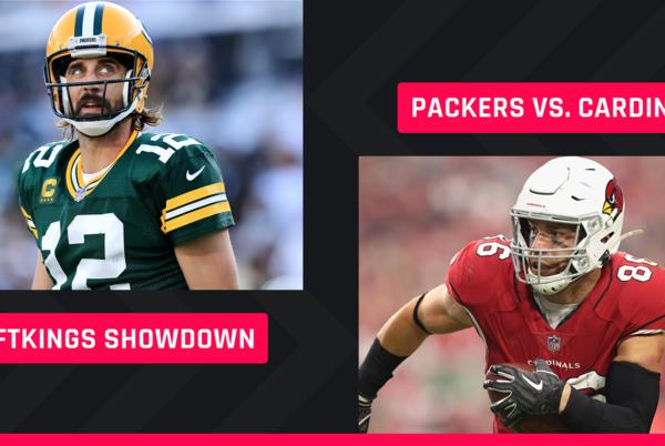 Picture for Thursday Night Football DraftKings Picks: NFL DFS lineup advice for Week 8 Packers-Cardinals Showdown tournaments