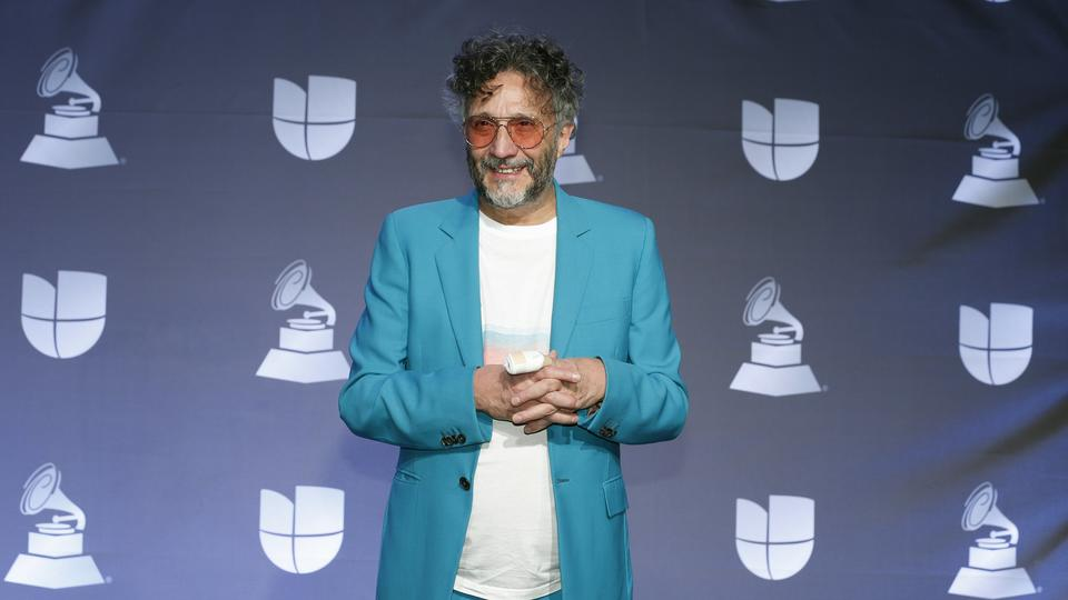 Picture for Argentine rocker Fito Páez: 'I want to play until the end'