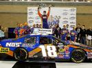Picture for Kyle Busch Infamously Smashed a $25,000 Guitar at Nashville Superspeedway but Was Also Involved in the Track's Most Famous Wreck With Clint Bowyer