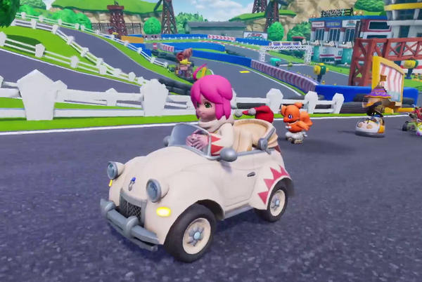 Picture for Chocobo GP puts a Final Fantasy spin on a kart racer