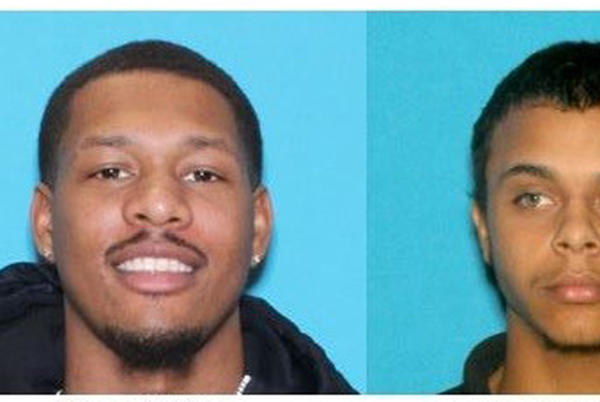 Picture for Police Identify 2 Suspects Wanted In Norwood Murder