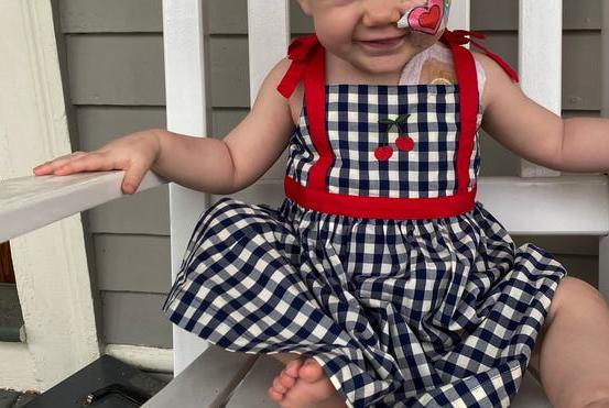 Picture for Newport rallies around Aspen Peck, now cancer free after anonymous donor gives bone marrow
