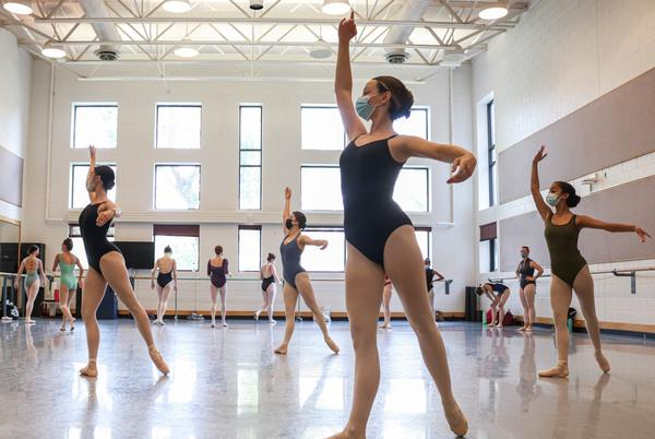 Picture for Former University Of Utah Ballet Students Call For Accountability From School Of Dance
