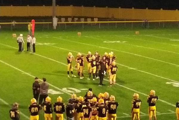 Picture for Ishpeming Hematites Lost Against Iron Mountain Mountaineers, 49-14 On 98.3 WRUP