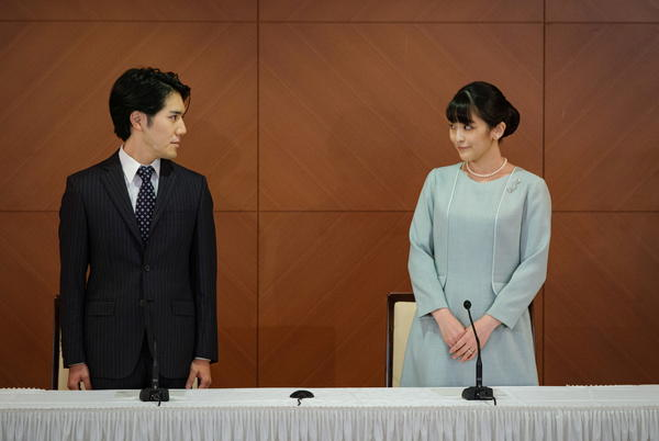 Picture for Overcoming scandal and PTSD, Japan's Princess Mako finally marries college sweetheart