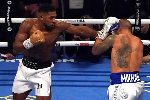Picture for Boxing Expert Explains Why Final Round Of Anthony Joshua Fight Seemed To End Early