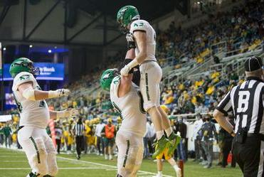 Picture for UND-North Dakota State football game is sold out and tickets on secondary markets are growing expensive