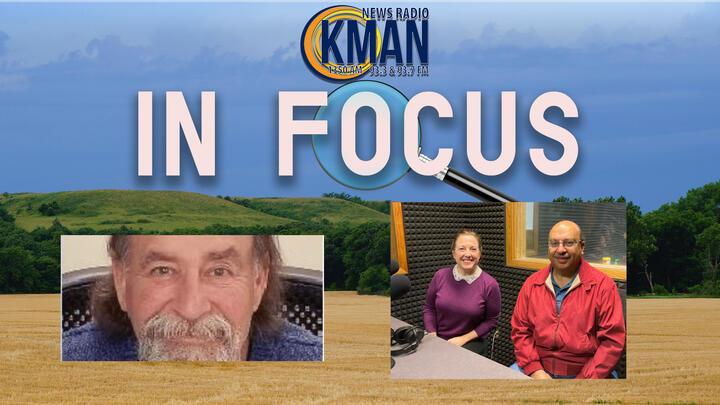 Cover for In Focus 10/26/21: Pat Weixelman, Moni El-Aasar, Jordan Candido