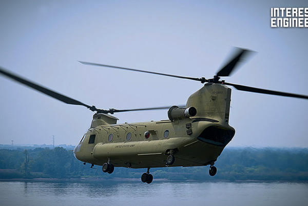 Picture for The Boeing CH-47 Chinook: the Workhorse of the Sky