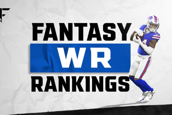 Picture for Fantasy WR Rankings 2021: Keenan Allen, Terry McLaurin round out the top 10