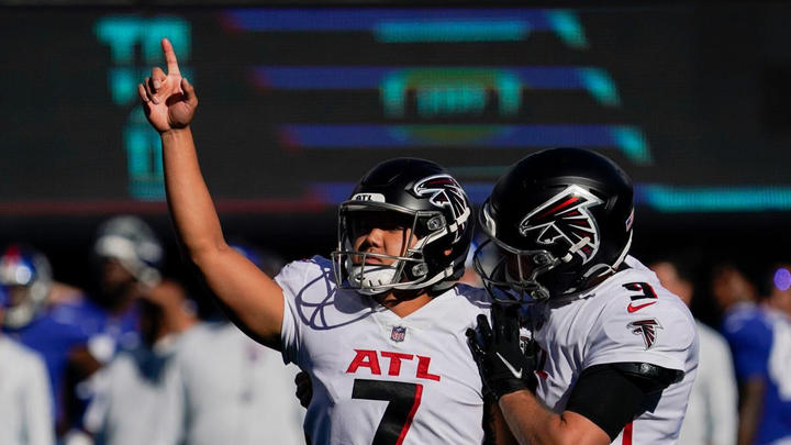 Cover for Atlanta Falcons need a lot of work, but Sunday was a start
