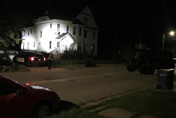 Picture for Man arrested after nearly three-hour standoff in Battle Creek