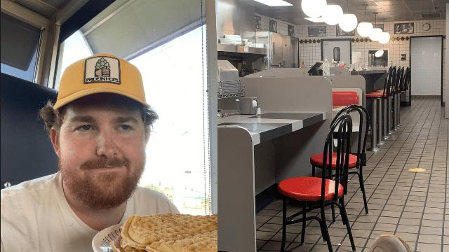Picture for Mississippi Man Eats 9 Waffles, Spends 15 Hours At Waffle House After Losing His Fantasy Football League