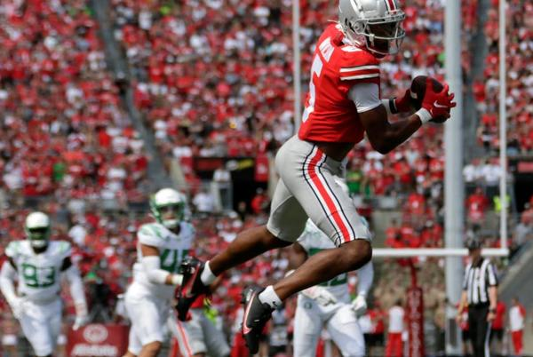 Picture for Tulsa vs. #9 Ohio State live stream, TV channel, start time, odds, how to watch NCAA football