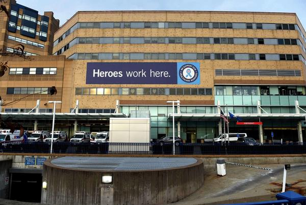 Picture for 94 unvaccinated staff at Yale New Haven Health lose their jobs