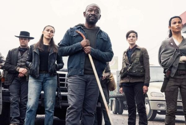 Picture for Fear The Walking Dead Stars Explain Production Changes With COVID-19 Precautions