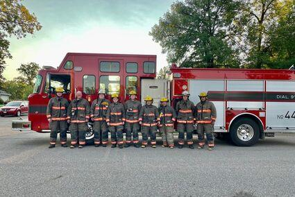 Picture for Support Your Local Volunteer Firemen This Saturday