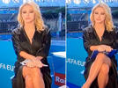 Picture for Euro 2020 host Paola Ferrari in underwear controversy after 'Basic Instinct' moment