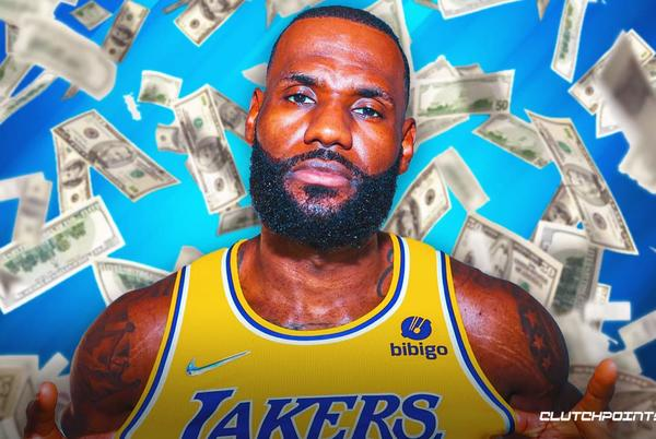 Picture for LeBron James, Lakers make huge $100 million announcement ahead of new season