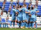 Picture for 'Brilliant' Coventry delight Mark Robins in final St Andrew's outing