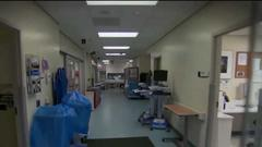 Cover for New Mexico hospitals are full, not from COVID-19 patients