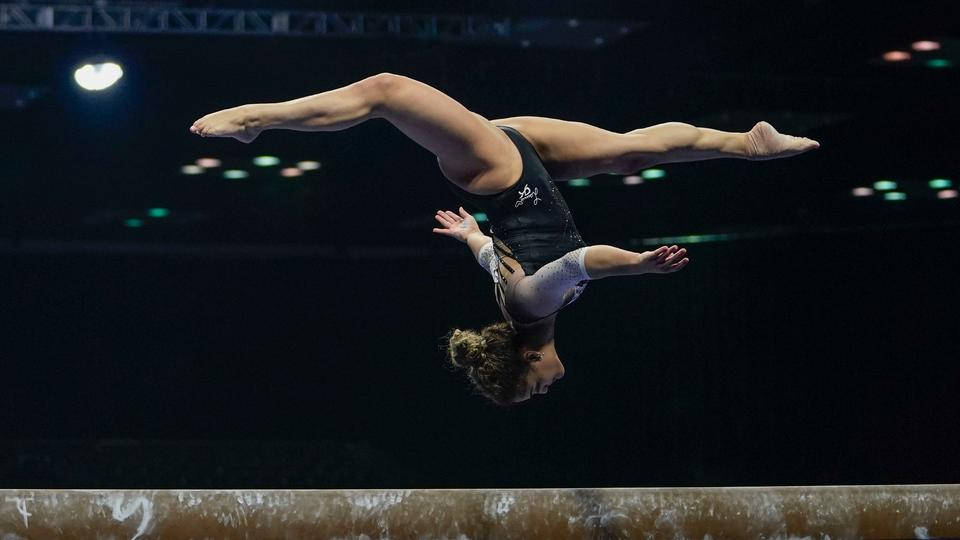 Picture for Comeback didn't get Laurie Hernandez to another Olympics – but it brought her peace