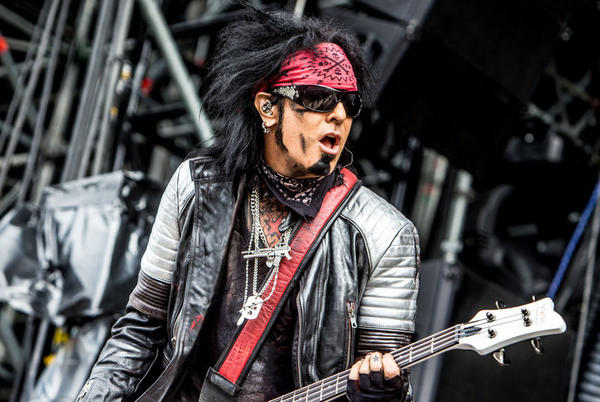 Picture for Nikki Sixx Understands Why David Lee Roth Passed on 'The Stadium Tour'