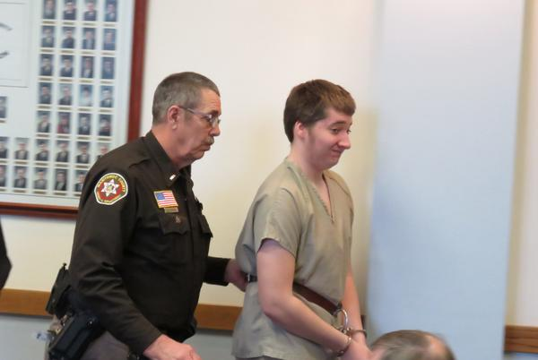 Picture for Damian Haushultz Receives Sentence for Part in His Brother's Death