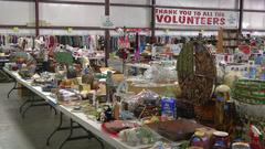 Cover for Help Give Hope hosts its first big garage sale, raising money for Springfield-area families