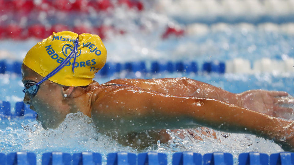 Picture for Cal Swimming: Ex-Bear Katie McLaughlin into 100 Butterfly Final at Olympic Trials