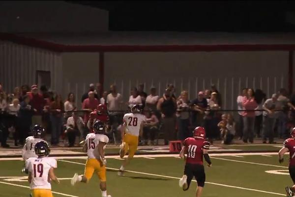 Picture for Ashdown pulls away for 43-23 win over Harmony Grove