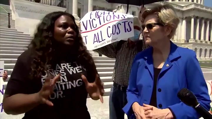 Picture for Marjorie Taylor Greene mocked for complaining AOC left Oreo wrapper on Capitol steps during protest